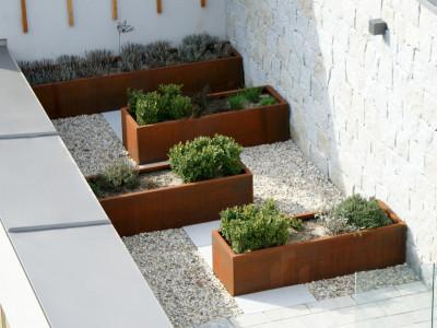 Pflanzengefäß